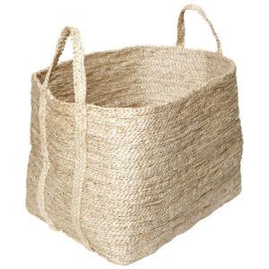 Large Natural Jute Basket