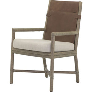 M-335 Bercut Dining Arm Chair