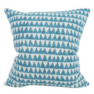 Pyramids Turkish Linen Pillow