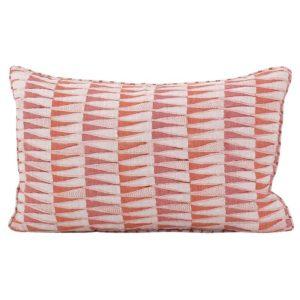 Tangier Guava Linen Pillow