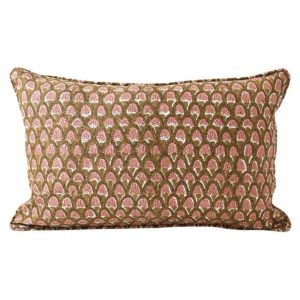 Scopello Musk Linen Pillow