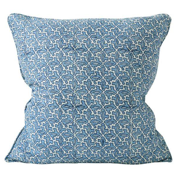 Arles Riviera Linen Pillow