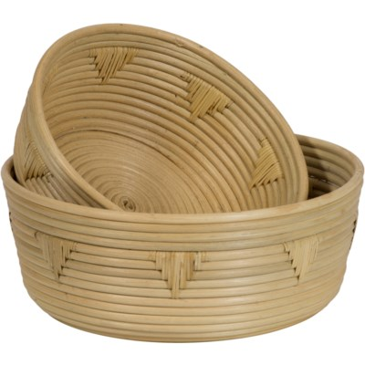 Pinnacles Nesting Baskets in Natural