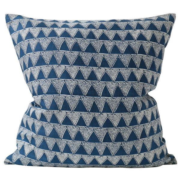 Bantu Indigo Pillow 22 x 22