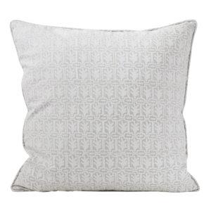 Cassis Chalk Pillow 20 x 20