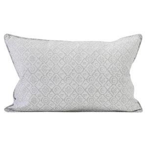 Kepos Chalk Pillow 14 x 22