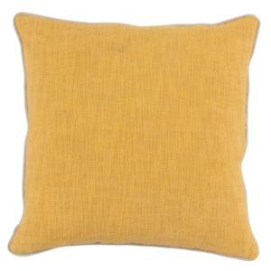SLD Alba Snflower Yellow 22 x 22