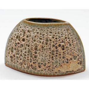 Trapezoid Vase, Sand SRI-120-S