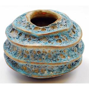 Luffa Ring Sm, Sea Blue SRI.118.B