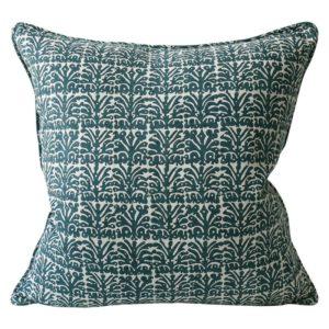 Anjuna Pacific Blue Pillow