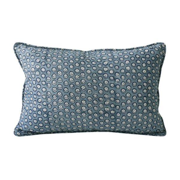 Balotra Azure Pillow