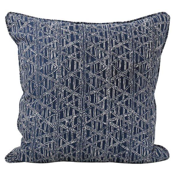Petra Indigo Pillow
