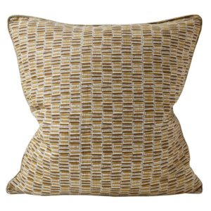 Thebes Saffron Pillow