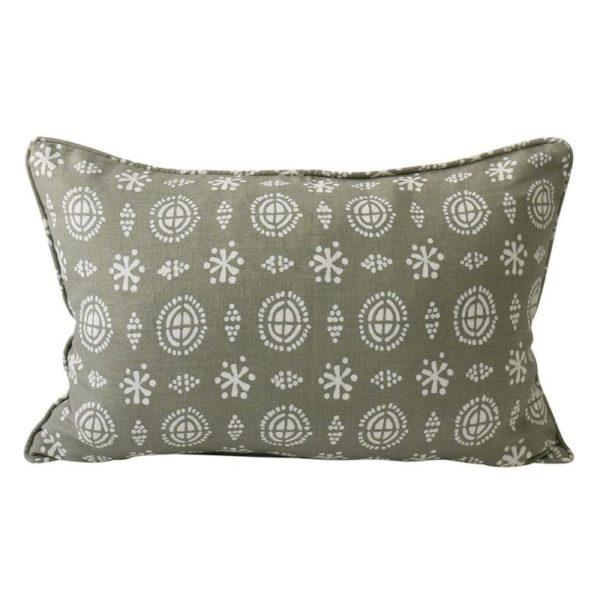 Amreli Saltbush Pillow 14x22