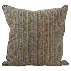 Saqqara Tobacco Pillow 22x22
