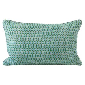 Jali Emerald Pillow 14x20