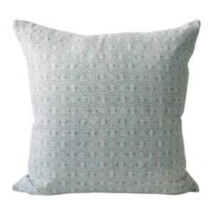 Kiwano Celadon Pillow 20x20