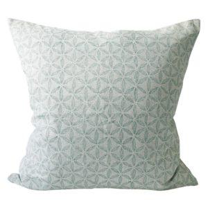 Osaka Celadon Pillow 22x22