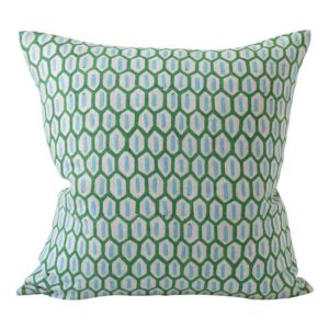 Tapi Emerald Pillow 20x20