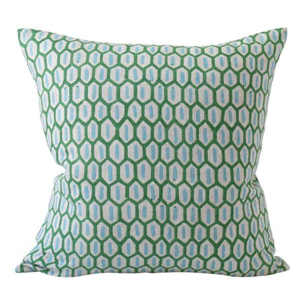 Tapi Emerald Pillow 20x20