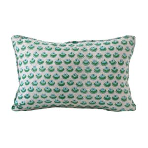 Cadiz Emerald Pillow 12x18