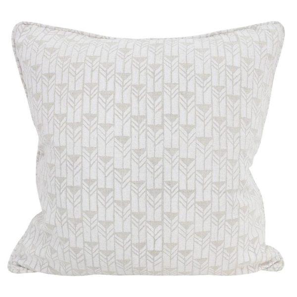 Mali Chalk Pillow 20x20