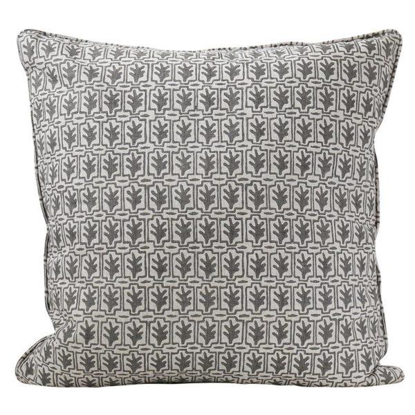 Cassis Mud Pillow 22x22