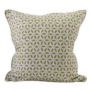 Hanami Olive Pillow 20x20
