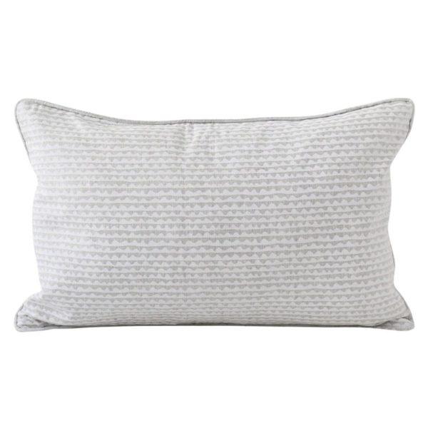 Mizu Chalk Pillow 14x22