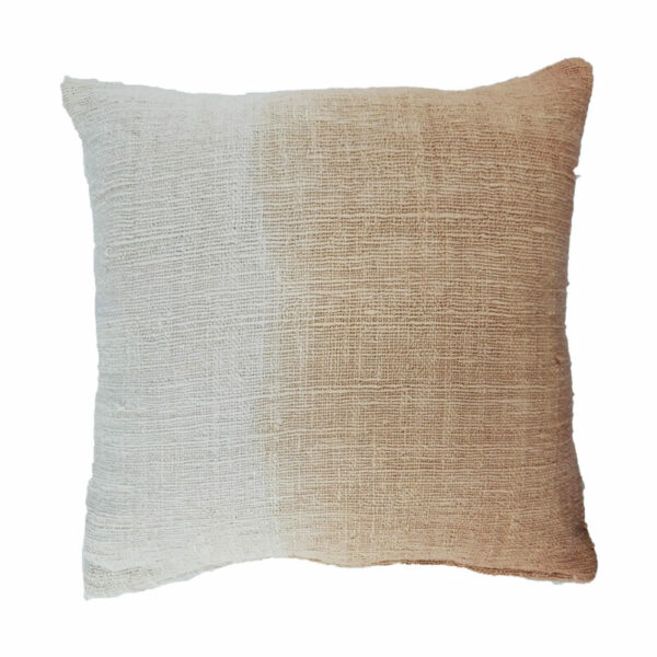Grad Dye Pillow, Blush