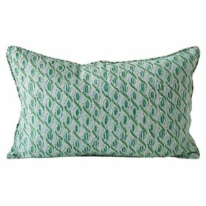 Cefalu Emerald Pillow 14x22