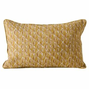 Cefalu Saffron Pillow 14x22