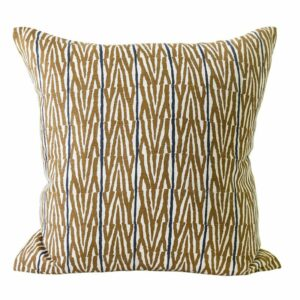 Fuji Tobacco Pillow 20x20