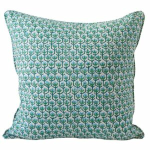 Hermosa Emerald Pillow 22x22