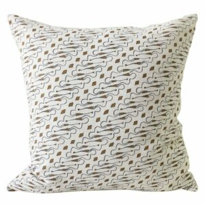 Lombok Tobacco Pillow 22x22