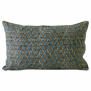 Scopello Tobacco Pillow 14x22