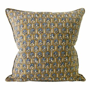 Shimla Tobacco Pillow 20x20