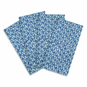 Biarritz Agave Napkins S/4