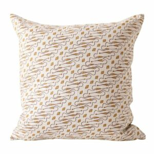 Lombok Saffron Pillow