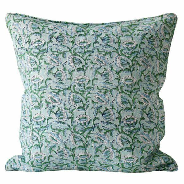 Marbella Emerald Pillow