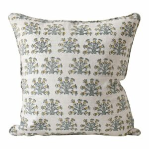 Samode Celadon Pillow
