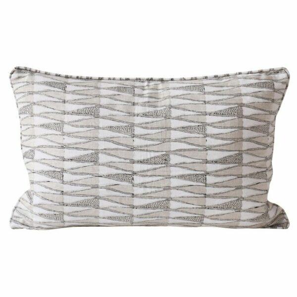 Tangier Chalk Pillow