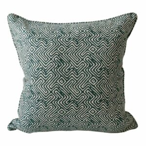 Khotan Pacific Blue Pillow