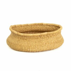Medium Belly Grass Basket
