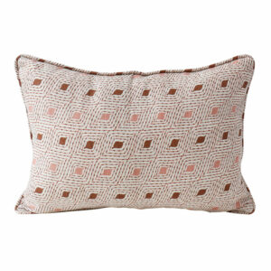 Bengal Winter Bloom Pillow