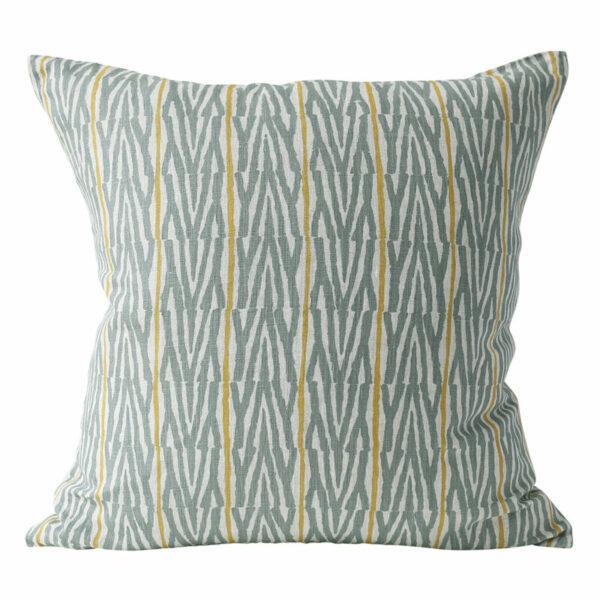 Fuji Celadon Pillow