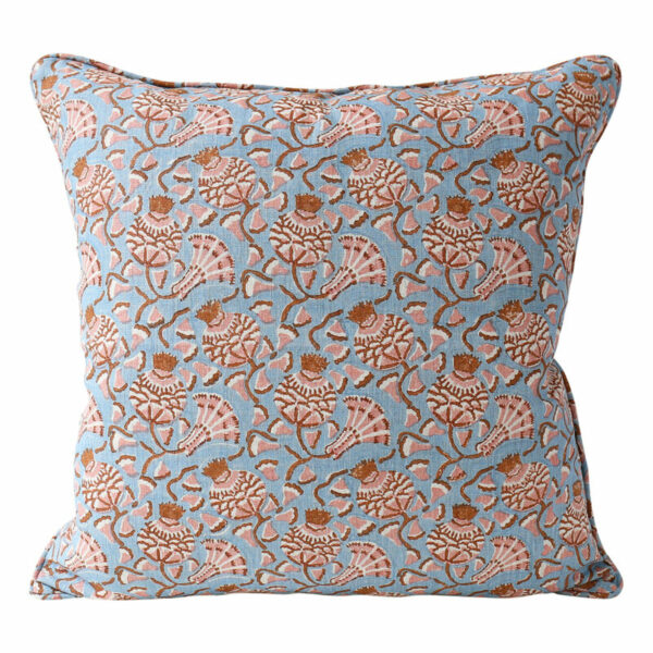 Iznik Winter Bloom Pillow