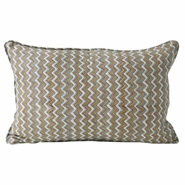 Nicobar Celadon Pillow
