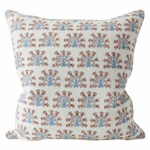 Samode Winter Bloom Pillow