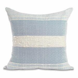 """Bogota Pillow - 24"""" Blue"""